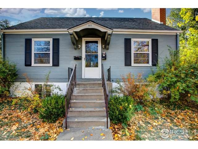 517 W Mulberry St, Fort Collins, CO 80521 (#926936) :: My Home Team