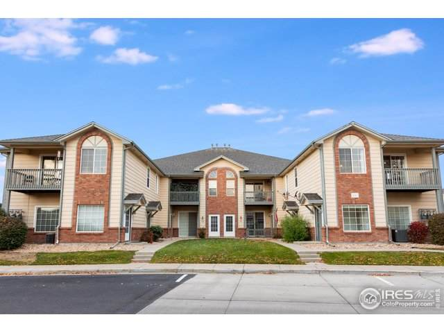 5151 W 29th St #709, Greeley, CO 80634 (MLS #926941) :: Kittle Real Estate