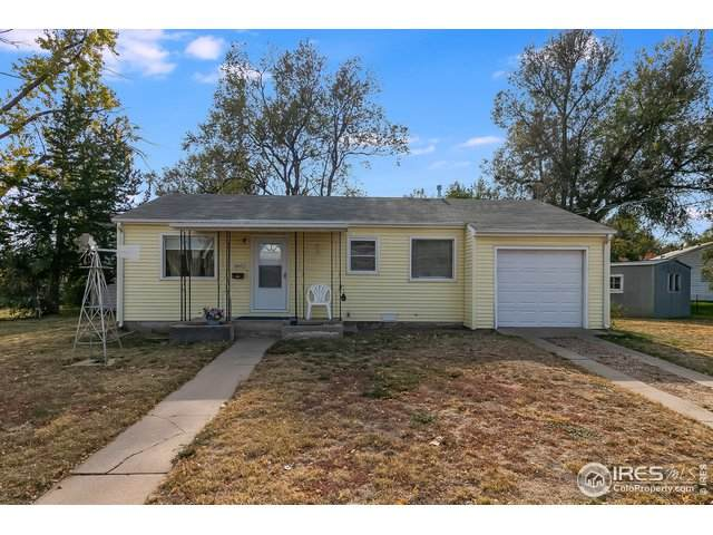 2417 14th Ave, Greeley, CO 80631 (MLS #926949) :: Kittle Real Estate