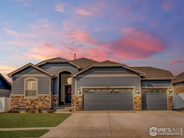 2151 Nicholson St, Berthoud, CO 80513 (MLS #926973) :: Wheelhouse Realty