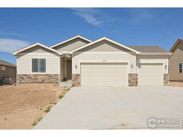 7145 Cattails Dr, Wellington, CO 80549 (#926979) :: My Home Team