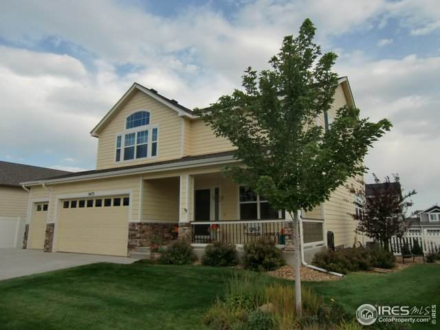 5473 Sequoia Pl, Frederick, CO 80504 (#926990) :: James Crocker Team
