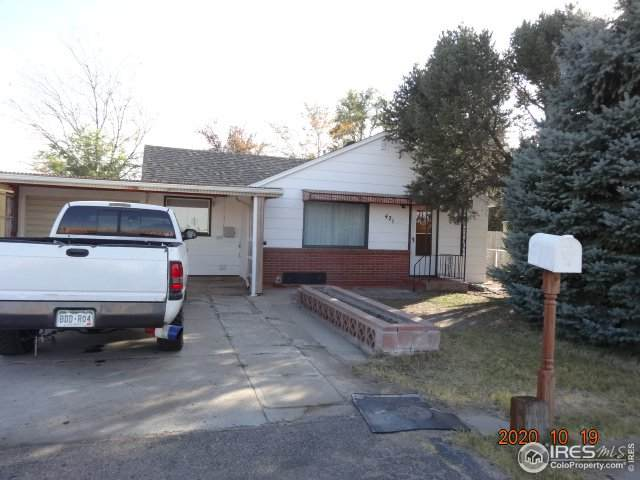 421 W Broadway St, Sterling, CO 80751 (#926993) :: Compass Colorado Realty