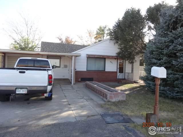 421 W Broadway St, Sterling, CO 80751 (MLS #926993) :: 8z Real Estate
