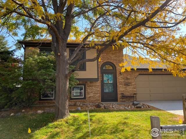 943 Butte Pass Dr, Fort Collins, CO 80526 (#926995) :: The Brokerage Group