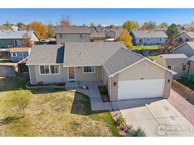 333 Chestnut Ave, Eaton, CO 80615 (MLS #926997) :: June's Team