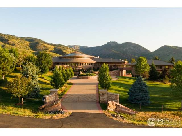 22101 Bear Tooth Dr, Golden, CO 80403 (MLS #927012) :: Tracy's Team