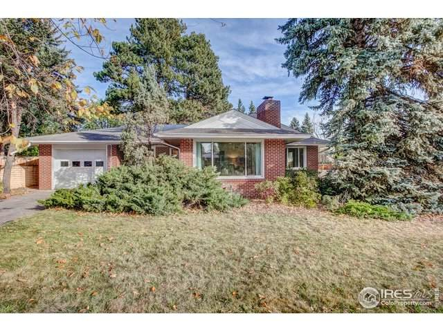 1234 W Mulberry St, Fort Collins, CO 80521 (MLS #927015) :: Colorado Home Finder Realty