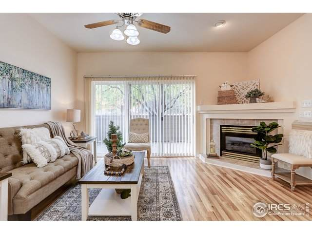 4545 Wheaton Dr #150, Fort Collins, CO 80525 (MLS #927018) :: Colorado Home Finder Realty