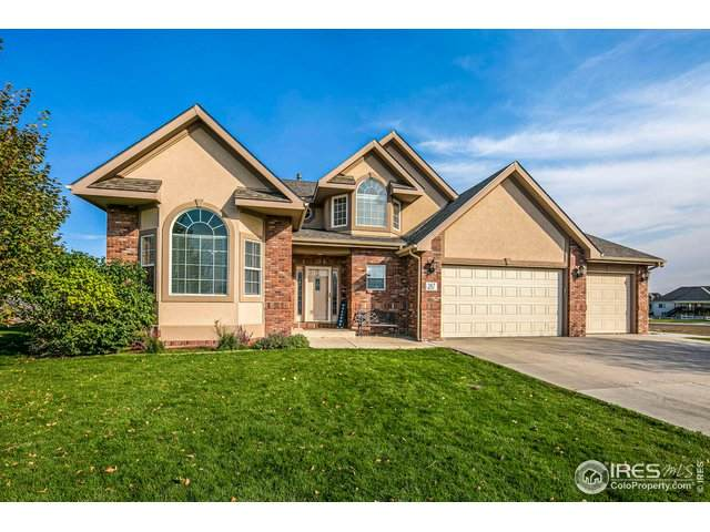 267 S Mountain View Dr, Eaton, CO 80615 (MLS #927027) :: June's Team