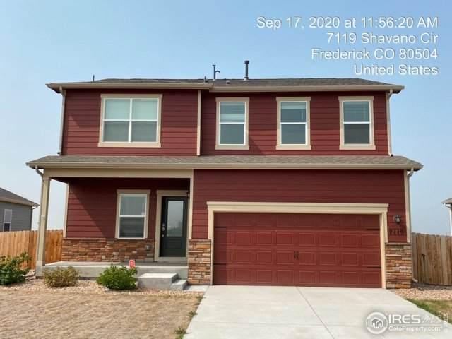 7119 Shavano Cir, Frederick, CO 80504 (MLS #927029) :: 8z Real Estate