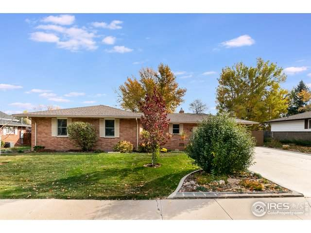 1814 Agate Ct, Loveland, CO 80538 (MLS #927030) :: Tracy's Team