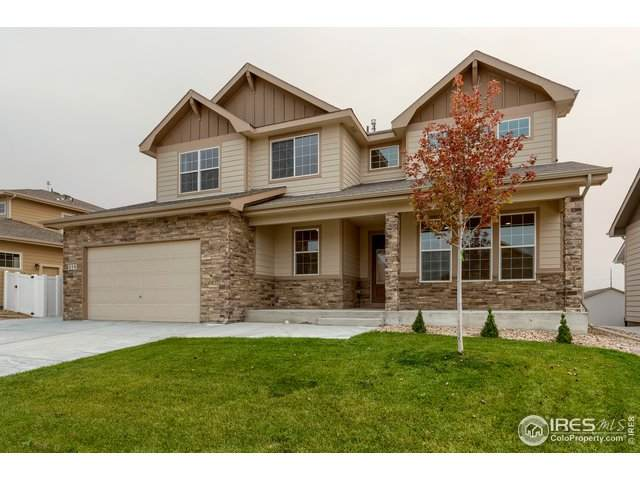 278 Mt Harvard Ave, Severance, CO 80550 (MLS #927031) :: Downtown Real Estate Partners