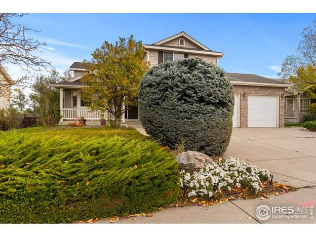600 Holyoke Ct, Fort Collins, CO 80525 (MLS #927034) :: Keller Williams Realty