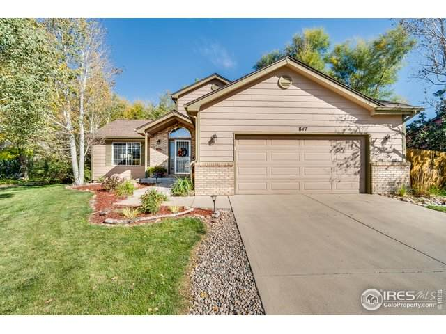 847 Amber Ct, Windsor, CO 80550 (MLS #927035) :: The Sam Biller Home Team
