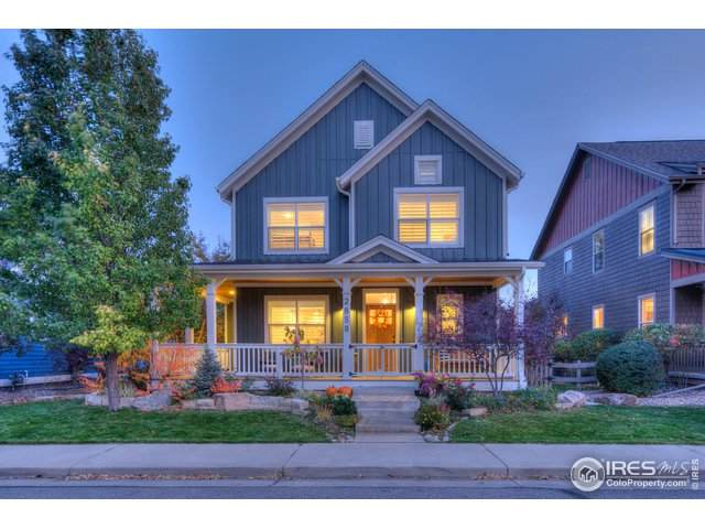 2858 Crater Lake Ln, Lafayette, CO 80026 (MLS #927042) :: 8z Real Estate