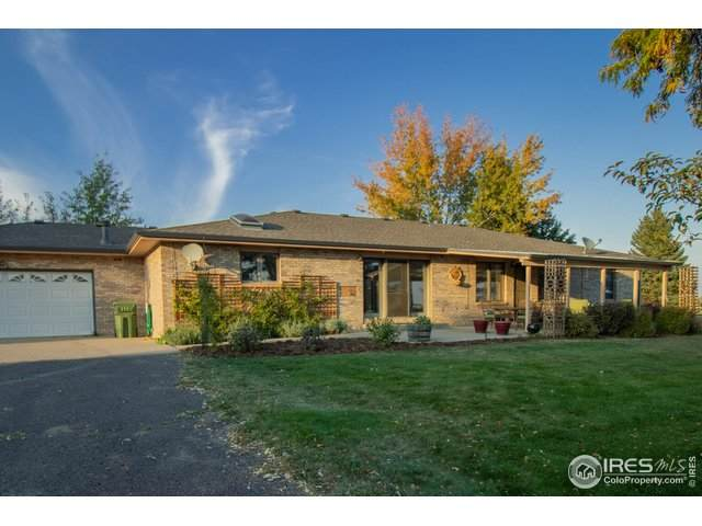 8738 Yellowstone Rd, Longmont, CO 80503 (MLS #927058) :: The Sam Biller Home Team