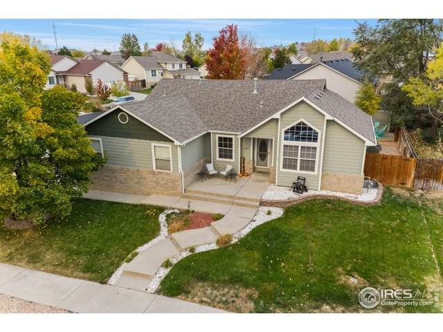 3917 Stampede Dr, Evans, CO 80620 (MLS #927059) :: Kittle Real Estate