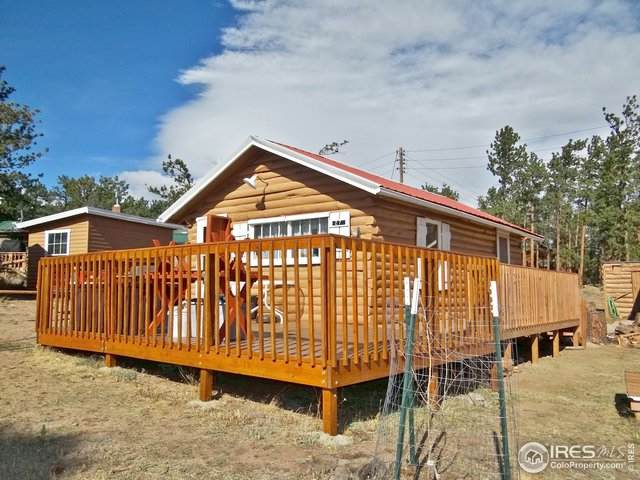 27 Fir Dr, Red Feather Lakes, CO 80545 (MLS #927074) :: Colorado Home Finder Realty