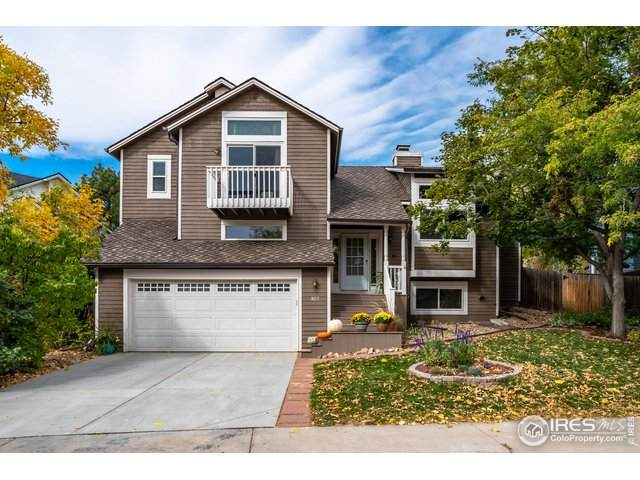 937 Grove Dr, Louisville, CO 80027 (MLS #927076) :: June's Team