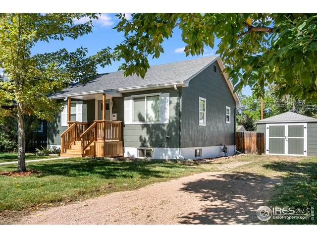 38 E 4th Ave, Longmont, CO 80504 (MLS #927083) :: The Sam Biller Home Team