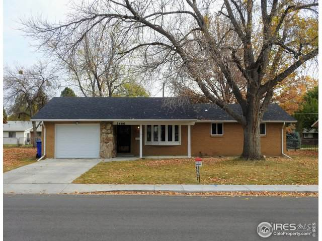 3406 Sheridan Ave, Loveland, CO 80538 (#927087) :: James Crocker Team