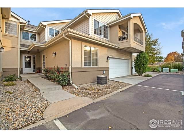 5151 Boardwalk Dr #2, Fort Collins, CO 80525 (MLS #927095) :: Tracy's Team
