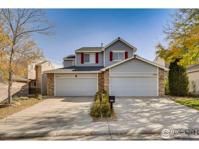 10682 Milwaukee St, Northglenn, CO 80233 (#927101) :: Peak Properties Group