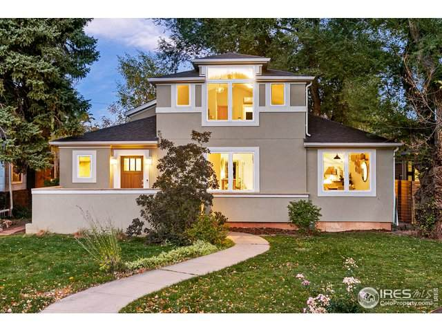 3054 10th St, Boulder, CO 80304 (MLS #927117) :: Downtown Real Estate Partners