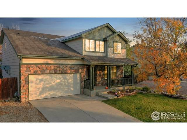 1489 Katie Dr, Loveland, CO 80537 (MLS #927122) :: Kittle Real Estate