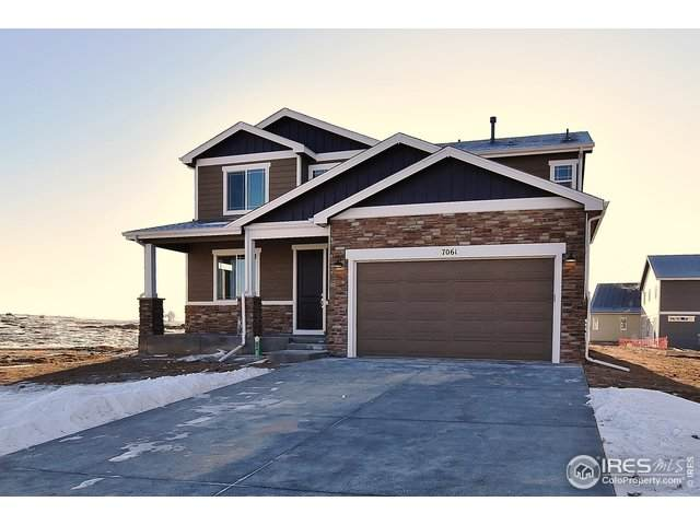 7003 Grassy Range Dr, Wellington, CO 80549 (#927127) :: The Brokerage Group