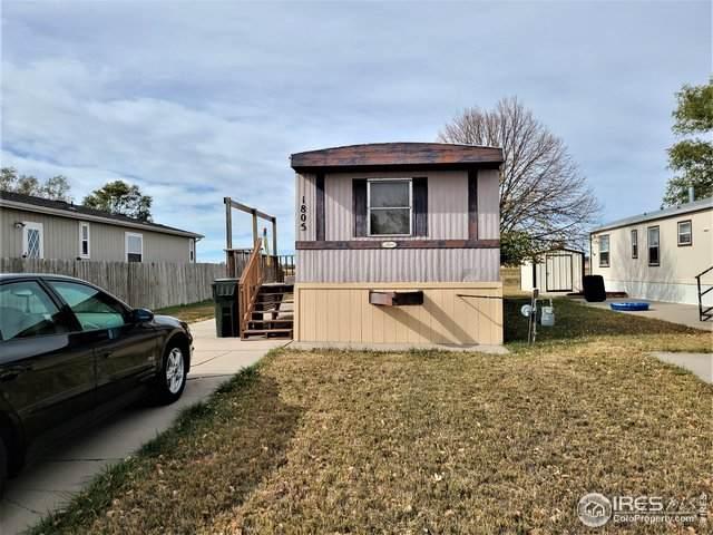 1805 Fillmore St, Sterling, CO 80751 (MLS #927128) :: Wheelhouse Realty
