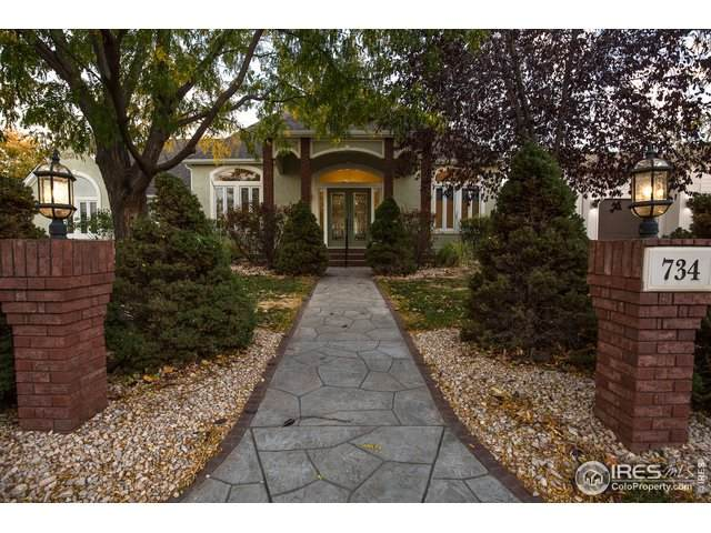 734 Rossum Dr, Loveland, CO 80537 (MLS #927133) :: Hub Real Estate