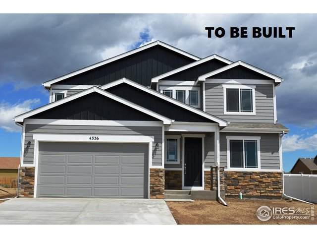3425 Short Grass Dr, Wellington, CO 80549 (#927134) :: The Brokerage Group