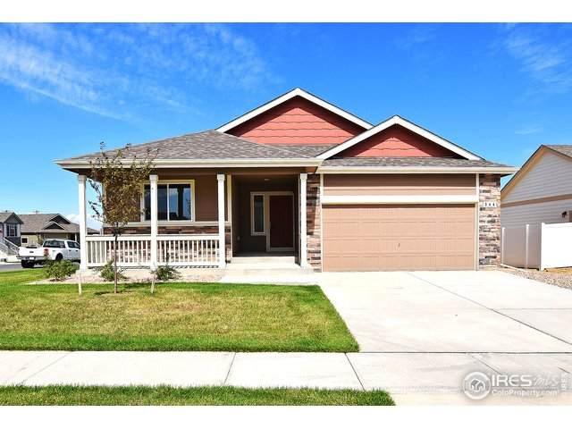 1106 Tur St, Severance, CO 80550 (MLS #927135) :: HomeSmart Realty Group