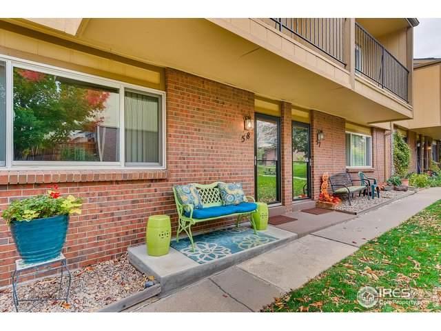 750 Tabor St #58, Lakewood, CO 80401 (MLS #927143) :: Hub Real Estate
