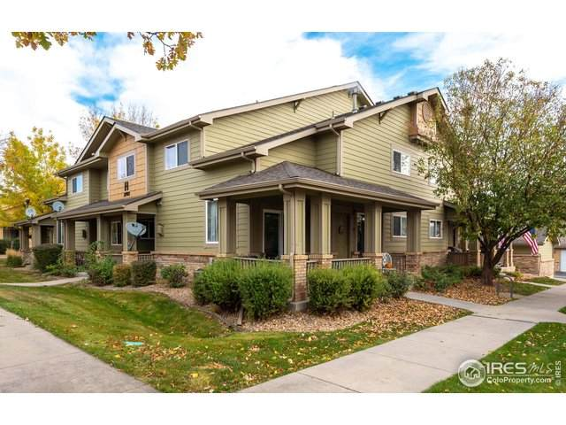 2702 Rigden Pkwy #5, Fort Collins, CO 80525 (MLS #927151) :: Bliss Realty Group