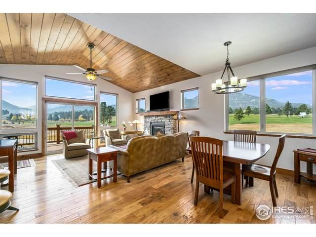1195 Fish Creek Rd, Estes Park, CO 80517 (MLS #927154) :: Kittle Real Estate