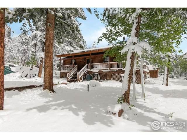 164 Tonkawa Dr, Red Feather Lakes, CO 80545 (#927179) :: My Home Team