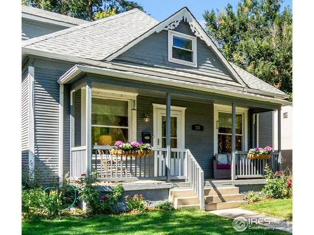 223 N Whitcomb St, Fort Collins, CO 80521 (MLS #927181) :: 8z Real Estate
