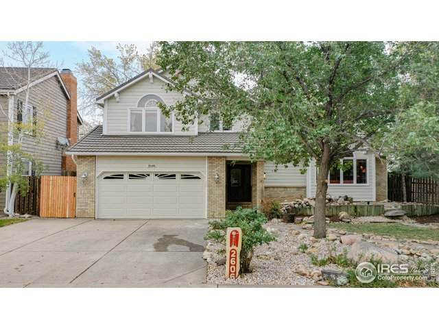 2606 Dumire Ct, Fort Collins, CO 80526 (MLS #927183) :: The Sam Biller Home Team