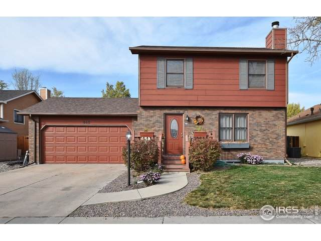 845 S Edinburgh Dr, Loveland, CO 80537 (MLS #927188) :: The Sam Biller Home Team