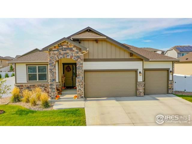 5830 Clarence Dr, Windsor, CO 80550 (MLS #927192) :: J2 Real Estate Group at Remax Alliance