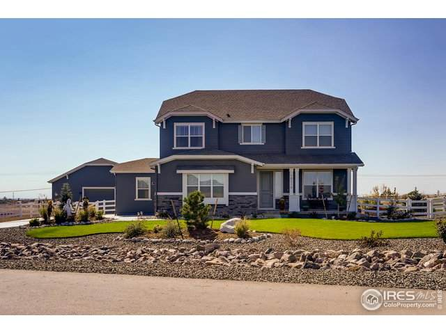 572 Buckskin Rd, Berthoud, CO 80513 (MLS #927198) :: The Sam Biller Home Team
