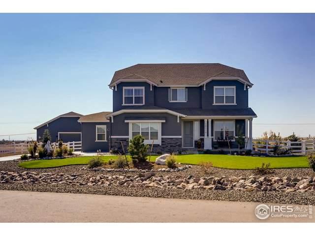 572 Buckskin Rd, Berthoud, CO 80513 (MLS #927198) :: Wheelhouse Realty
