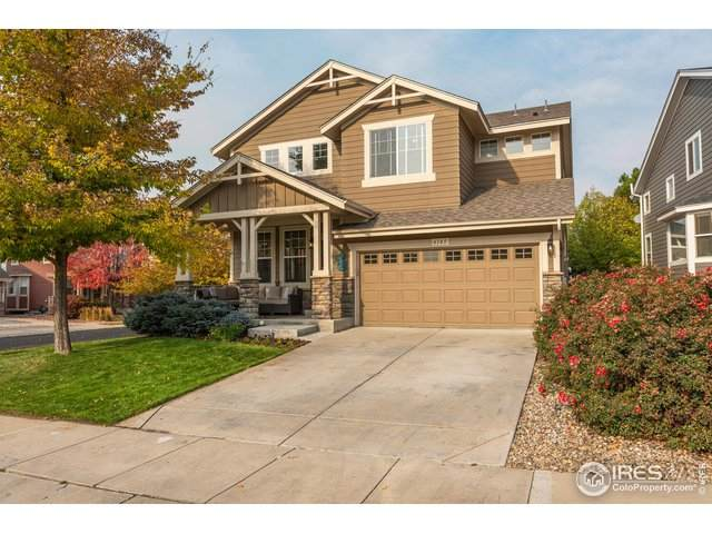 6145 Tilden St, Fort Collins, CO 80528 (#927200) :: James Crocker Team