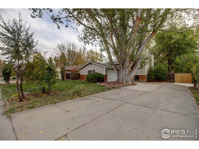 607 Rocky Mountain Way, Fort Collins, CO 80526 (#927210) :: James Crocker Team