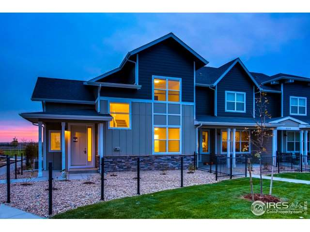 3337 Green Lake Dr #1, Fort Collins, CO 80524 (#927228) :: milehimodern