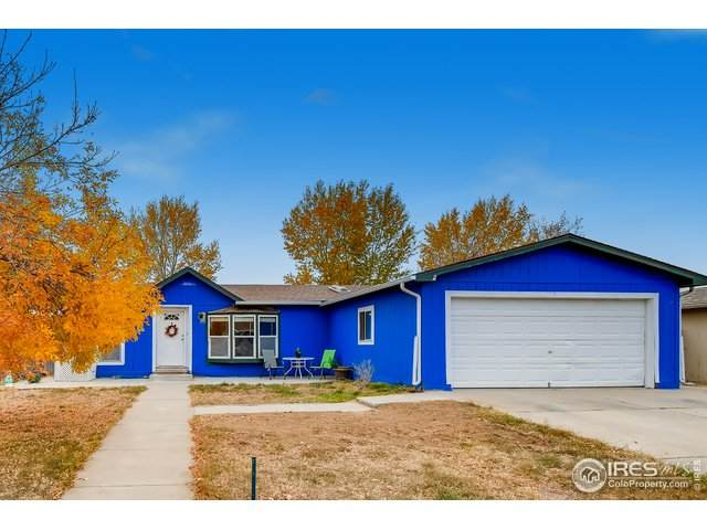 205 Spruce Ave, Lochbuie, CO 80603 (MLS #927230) :: The Sam Biller Home Team