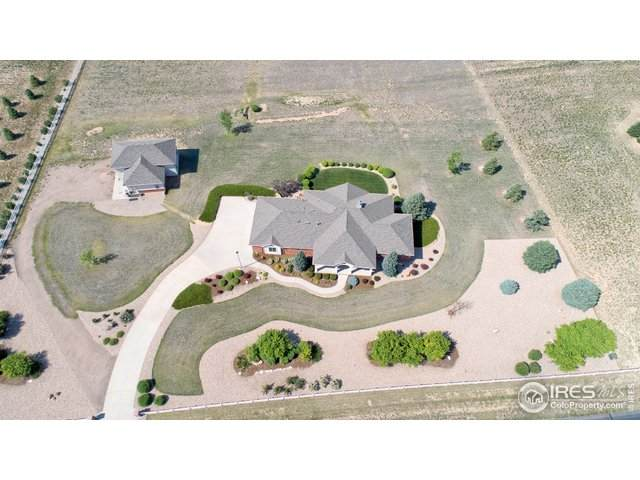 39477 Hilltop Cir, Severance, CO 80610 (MLS #927240) :: Kittle Real Estate
